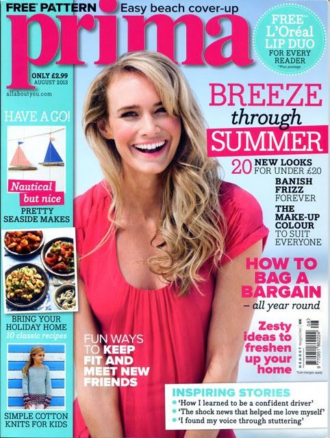 PRIMA Magazine - August 2013 (1)