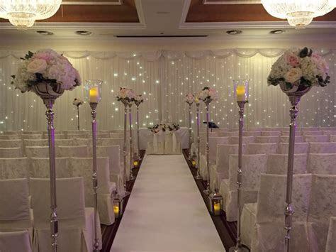 Church, civil ceremony and same sex marriage decor services