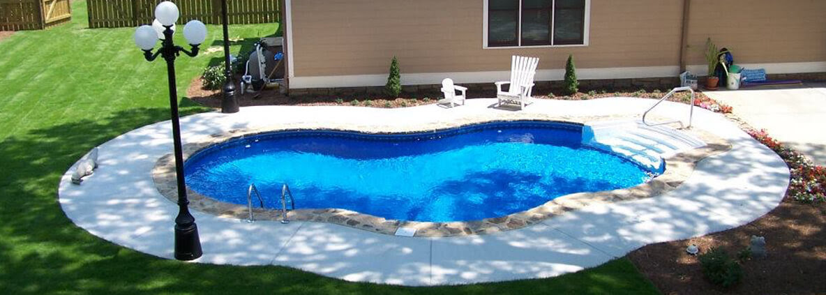 Inground Pool Builder Acworth Vinyl Liner Pool Cartersville
