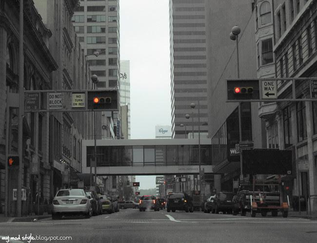cincy 4th street west traffic