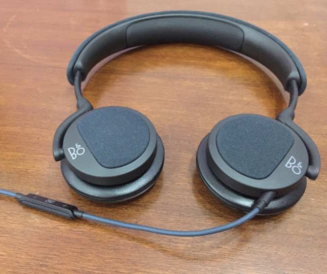 Bang & Olufsen BeoPlay H2 headphones review