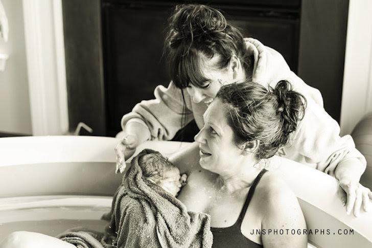 40 Bellas Imágenes Que Muestran A Estas Madres Dándole Apoyo A Sus