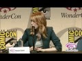 THE AMAZING SPIDER-MAN (3D) - Emma Stone on her character falling in love with Peter Parker