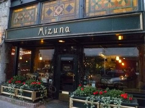 mizuna restaurant wine bar spokane menu prices