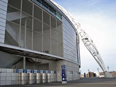 Wembley Arch and Gate D