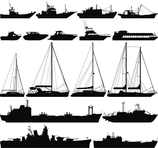 Download 308 Deep Sea Fishing Boat Svg Svg Png Eps Dxf File
