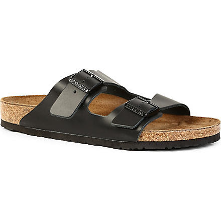 BIRKENSTOCK Arizona Lea sandals (Black