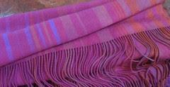 shawl overdye