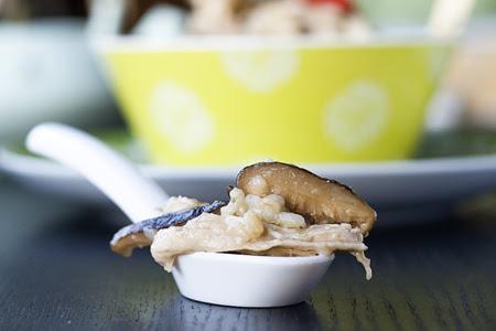 Chicken & Shitake Congee (4)