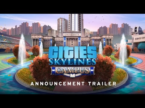 Cities: Skylines DLC helps students with scholarships