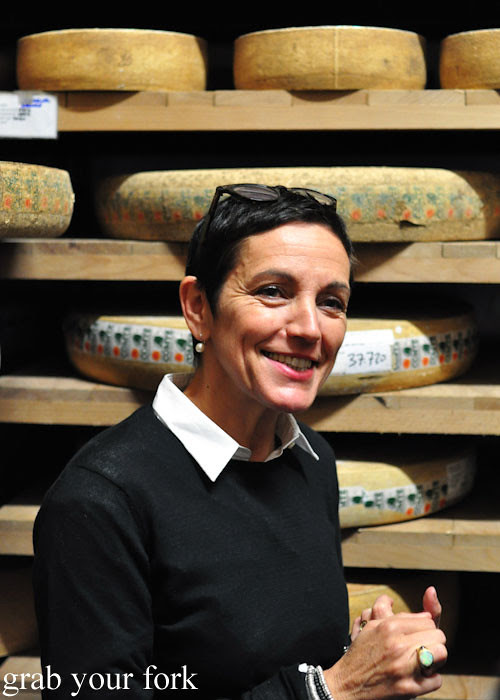 Valerie Henbest from the Smelly Cheese Shop