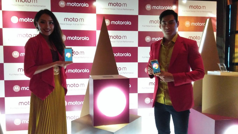 Motorola launches midrange smartphone Moto M in local market