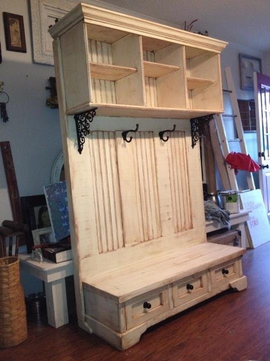 Easy Woodworking Projects Pinterest Woodworking Plans For Hall Tree
