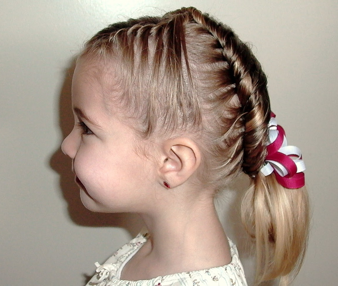 Cute Christmas Party Hairstyles For Kids Long Hairstyles