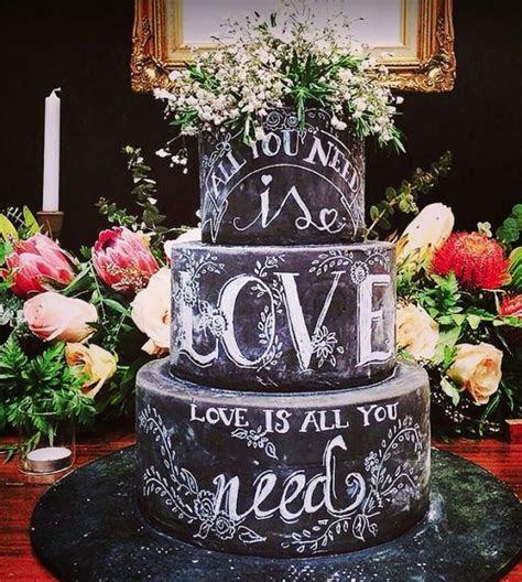 25  best ideas about Chalkboard cake on Pinterest   School