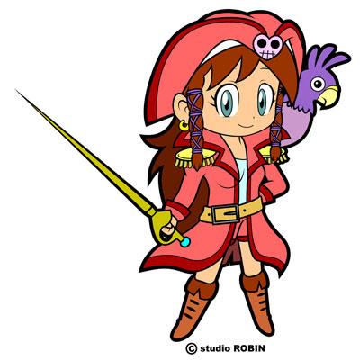 女海賊jst 125 Studio Robinフリー素材 イラスト販売