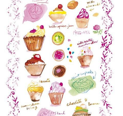 Illustration Inspiration: lucileskitchen