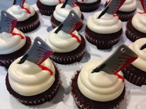 The Cleaver Cupcake