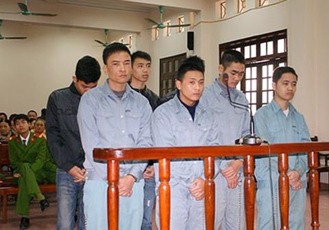 Lời khai, bị cáo, phiên tòa, hung thủ, tử hình