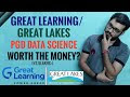 Great Learning || PG Program in Data Science and Business Analytics by Great Learning