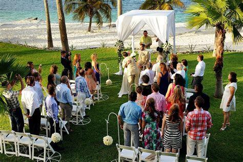 Cancun Beach Wedding Riu Palace Peninsula   Destination