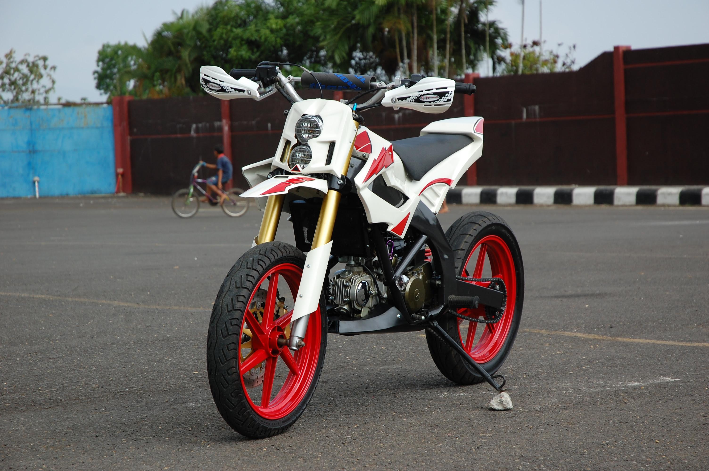 Download Koleksi 92 Modifikasi Motor Matic Bandung Terbaru Dan