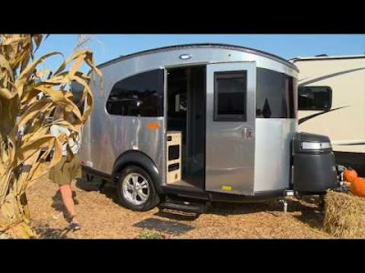 Yours Truly is on Rollin' on TV! (plus the R-Pod and Airstream Basecamp)