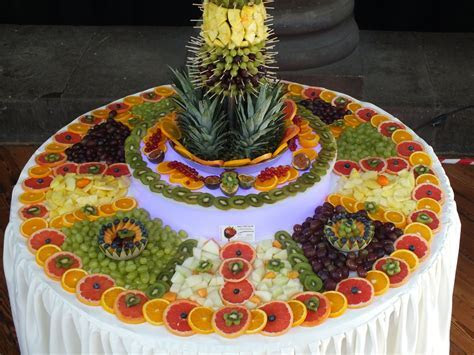 fruit displays for weddings   Google Search   Wedding