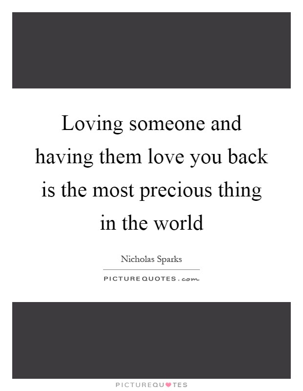 Having Someone Back Quotes Sayings Having Someone Back Picture