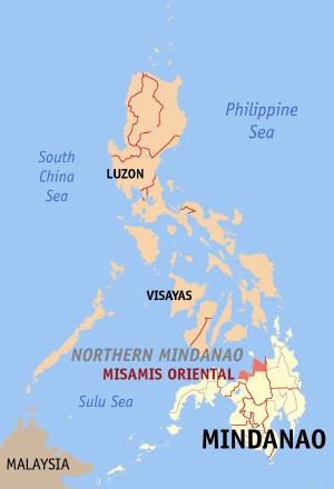 Misamis Oriental Province Philippines Philippines