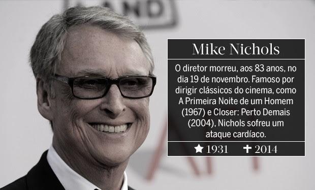 Mike Nichols (Foto: ARTE: EDUARDO GARCIA)