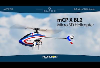 Blade mCPx BL v2 mini review