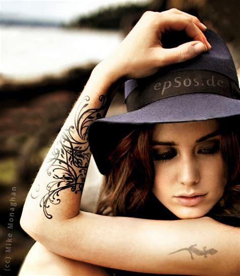 forearm tattoos women sleeve tattoos women