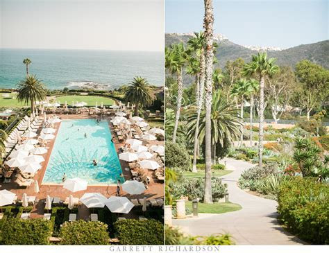 Montage Laguna Beach Wedding   Showit Blog