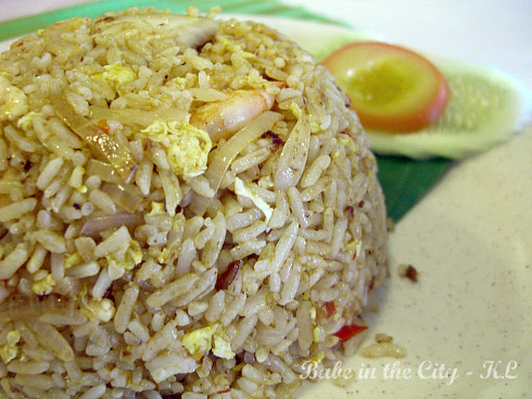 Fried Rice (RM8.50)
