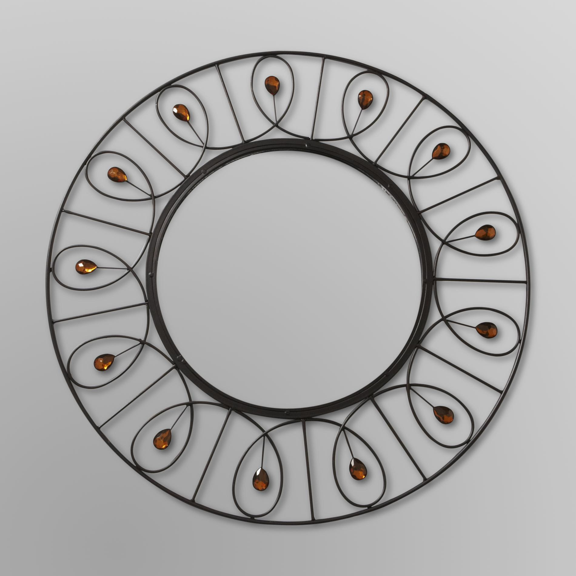 Round Decorative Mirrors