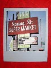 Spring St Super Market