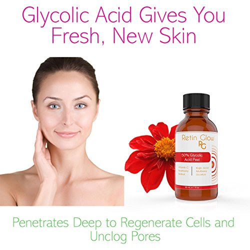Retin Glow 60 Glyco Lactic Acid Peel