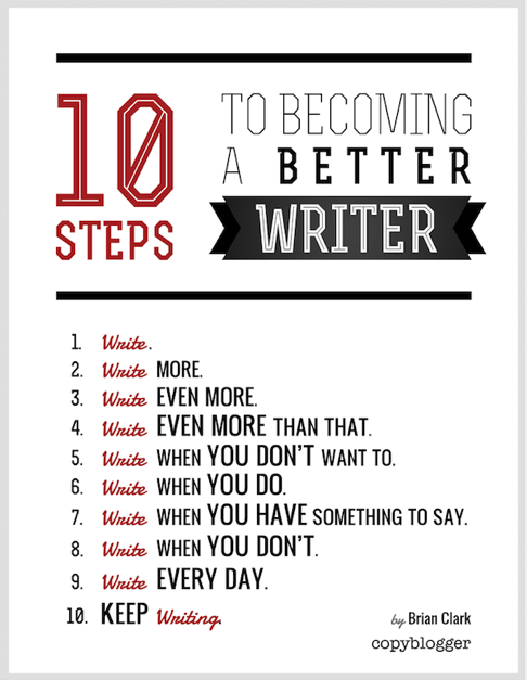how to write a better essay