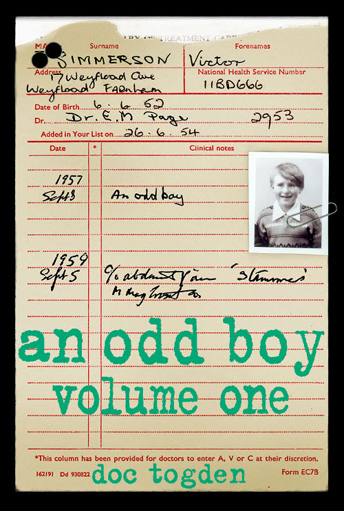 an odd boy - vol. 1