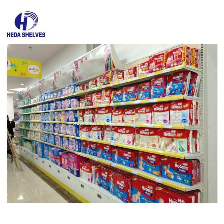 Pemasok Desain Rak Toko Interior Toko Bayi Cina Harga Pabrik Langsung Rak Heda