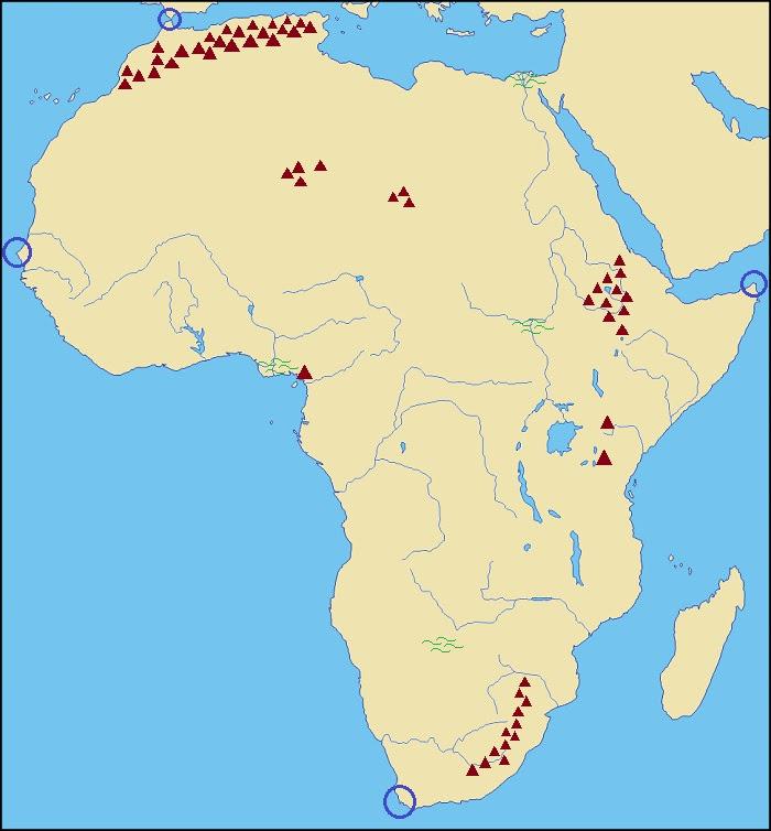 Lake Albert Africa Map   Map Of Us Western States