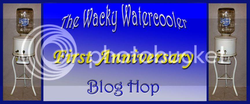 Wacky Watercooler First Anniversary Blog Hop