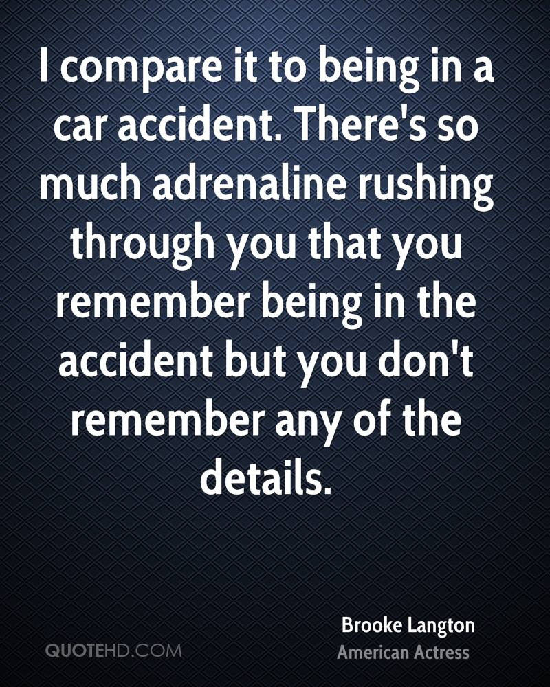 Car Accident Quotes And Sayings. QuotesGram