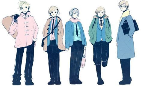 Hetalia Nordic Five Chrome Theme   ThemeBeta