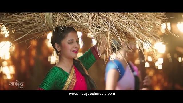 Premacha Zangadgutta Lyrics - Latest Marathi Song - Adarsh Shinde - Vaishali Made