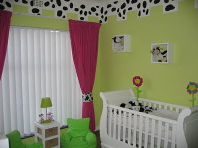 Do It Yourself Nursery Ideas DIY Decorating Tips for Baby's ...