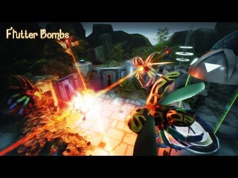 Flutter Bombs Review | Gameplay | Story