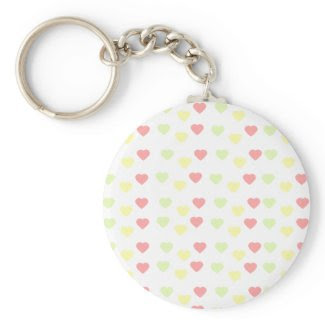 Sweet Heart Key Chain keychain