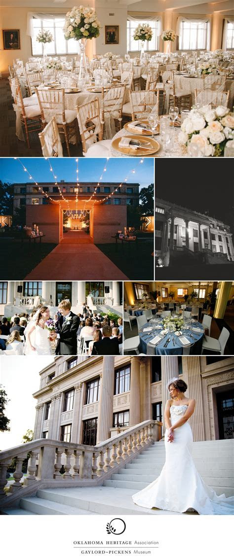 Luxe Location: Gaylord Pickens Oklahoma Heritage Museum